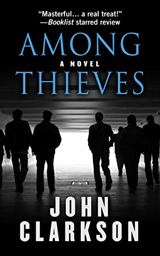 9781410478733: Among Thieves (Thorndike Press Large Print Crime Scene)