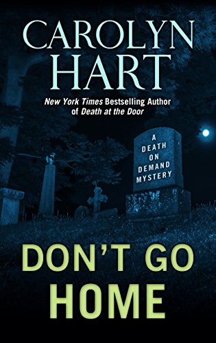 9781410478764: Don't Go Home (Thorndike Press Large Print Mystery Series)