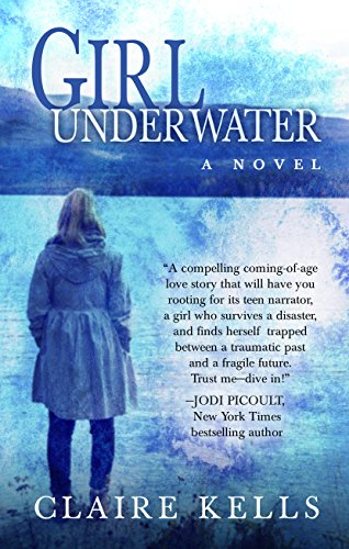 9781410478863: Girl Underwater (Wheeler Large Print Book Series)