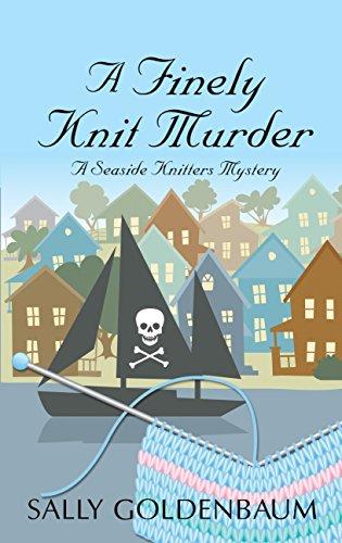 9781410478993: A Finely Knit Murder