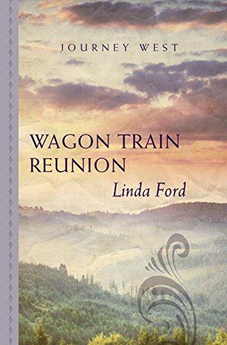 9781410479075: Wagon Train Reunion (Journey West)
