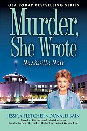 9781410479235: Murder, She Wrote: Nashville Noir