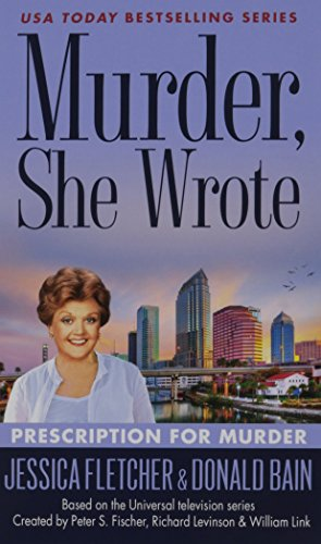 Murder She Wrote: Prescriptionfor Murder (Thorndike Mystery): Jessica Fletcher