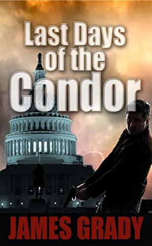 9781410479631: Last Days of the Condor (Thorndike Press Large Print Thriller)