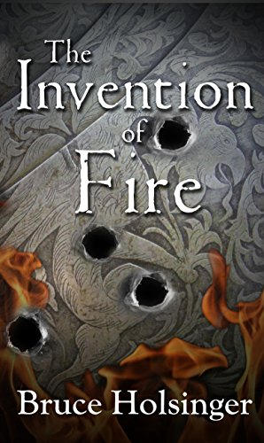 9781410480002: The Invention Of Fire (Thorndike Press Large Print Historical Fiction)