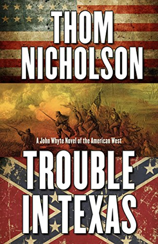 Trouble in Texas (Hardcover): Thom Nicholson
