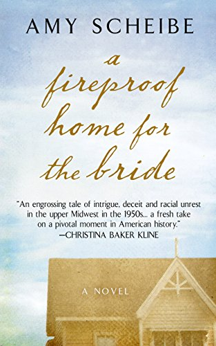 9781410480156: A Fireproof Home For The Bride (Wheeler Publishing Large Print Hardcover)