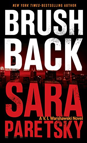 9781410480170: Brush Back (A V. I. Warshawski Novel)