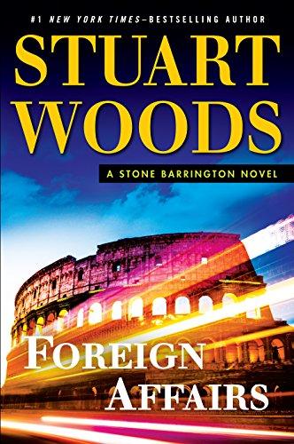 9781410480224: Foreign Affairs (A Stone Barrington Novel)