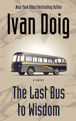 9781410480262: Last Bus to Wisdom (Thorndike Press Large Print Core)