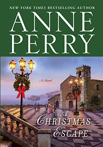9781410480354: A Christmas Escape (Thorndike Press Large Print Basic Series)