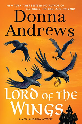 9781410480552: Lord Of The Wings (A Meg Langslow Mystery)