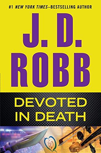 Devoted In Death (Wheeler Large Print Book Series): J. D. Robb