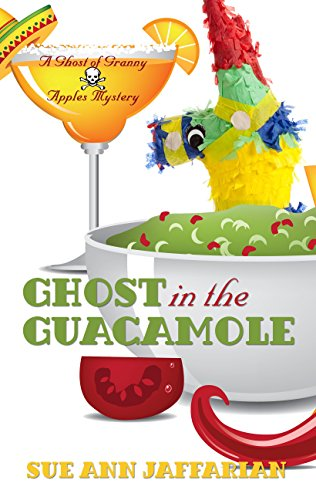 9781410480828: Ghost In The Guacamole (A Ghost of Granny Apples Mystery)