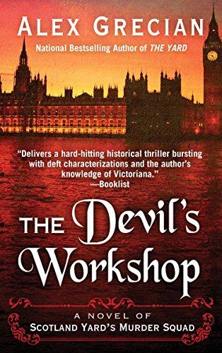 9781410480842: The Devil's Workshop (Novel of Scotland Yard's Murder Squad)