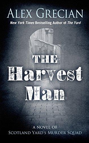 9781410480859: The Harvest Man (A Novel of Scotland Yard's Murder Squad)