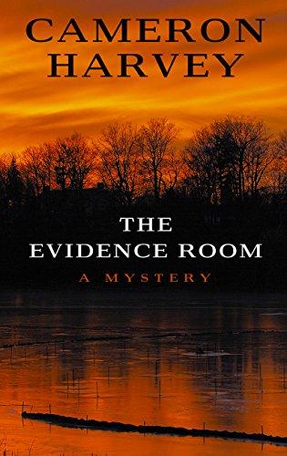 9781410481054: The Evidence Room (Thorndike Large Print Crime Scene)