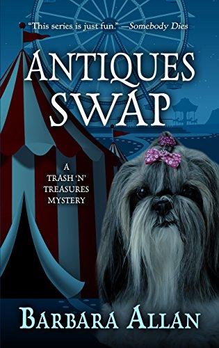 Antiques Swap (A Trash 'n' Treasures Mystery): Barbara Allan