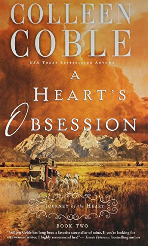 9781410481139: A Heart's Obsession (A Journey of the Heart)