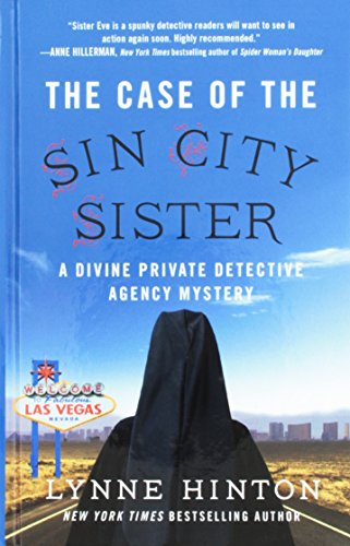 9781410481450: The Case of the Sin City Sister (A Divine Private Detective Agency Mystery)