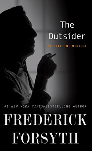 9781410481870: The Outsider: My Life in Intrigue (Thorndike Press Large Print Basic Series)