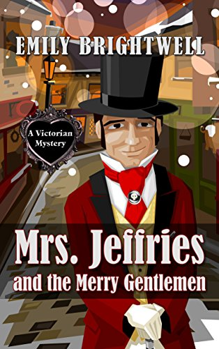 9781410482280: Mrs. Jeffries and the Merry Gentlemen: A Victorian Mystery (Victorian Mysteries)