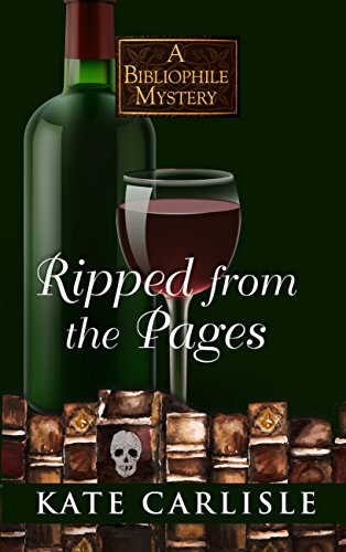 9781410482884: Ripped from the Pages (A Bibliophile Mystery)