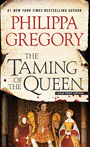 9781410482969: The Taming Of The Queen (Thorndike Press Large Print Basic Series)