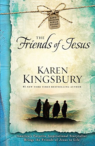 9781410483218: The Friends of Jesus (Thorndike Press Large Print Inspirational Series)