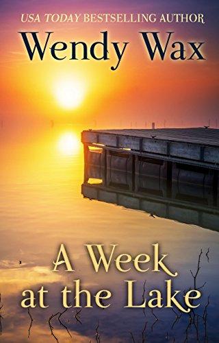 9781410483423: A Week At The Lake (Thorndike Press Large Print Romance Series)