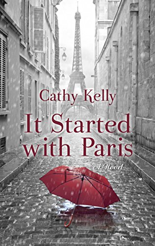 9781410483492: It Started With Paris (Thorndike Press Large Print Women's Fiction)