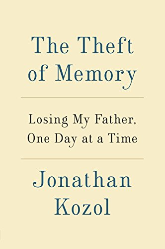 The Theft of Memory: Losing My Father, One Day at a Time (Thorndike Press Large Print Biographies &...