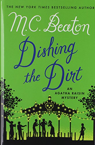 9781410483652: Dishing the Dirt (Thorndike Press Large Print Mystery Series)