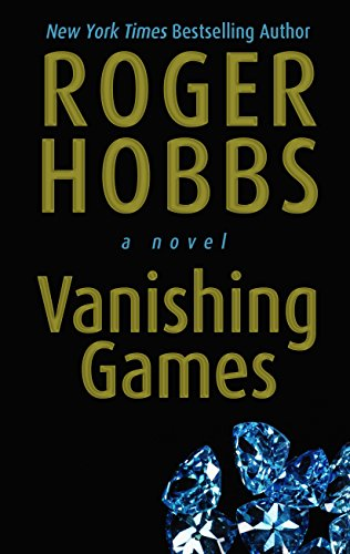 9781410483782: Vanishing Games (Thorndike Press Large Print Core)
