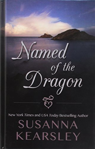 9781410484260: Named of the Dragon (Thorndike Press Large Print Romance)