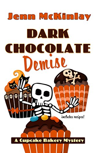 9781410484284: Dark Chocolate Demise (Wheeler Large Print Cozy Mystery)