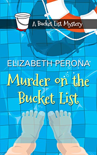 9781410484291: Murder on the Bucket List (Wheeler Large Print Cozy Mystery)
