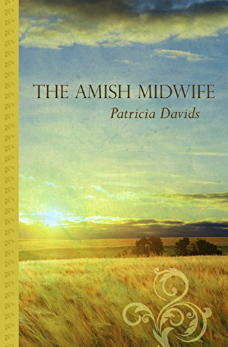 9781410484314: The Amish Midwife (Thorndike Press Large Print Gentle Romance)