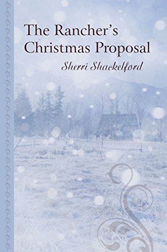 9781410484338: The Rancher's Christmas Proposal