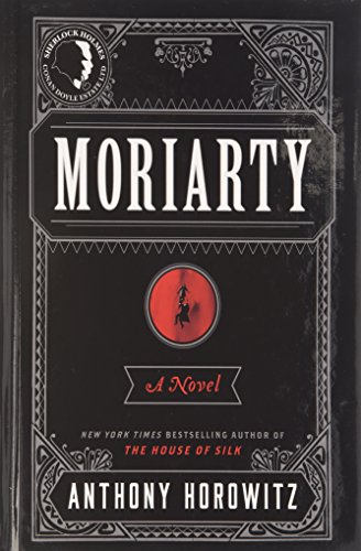 9781410484390: Moriarty (Thorndike Press Large Print Peer Picks)