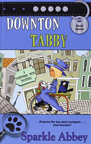 9781410484499: Downton Tabby (The Pampered Pets Mysteries)