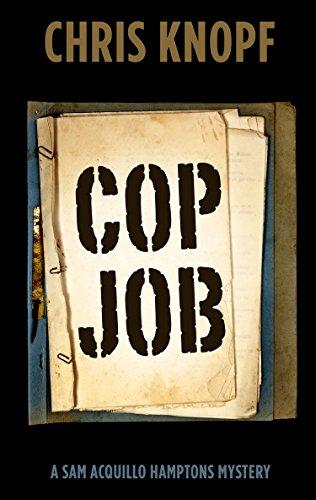 9781410484635: Cop Job (A Sam Acquillo Hamptons Mystery)