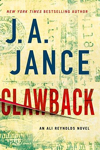9781410484789: Clawback (An Ali Reynolds Mystery)