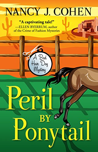 9781410484895: Peril by Ponytail (A Bad Hair Day Mystery)