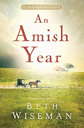 9781410484918: An Amish Year: Four Amish Novellas (Thorndike Press large print Christian fiction)
