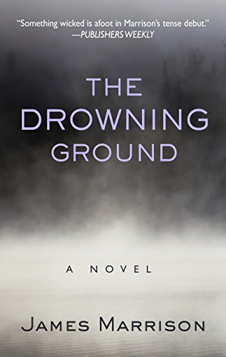 9781410485113: The Drowning Ground (Thorndike Large Print Crime Scene)