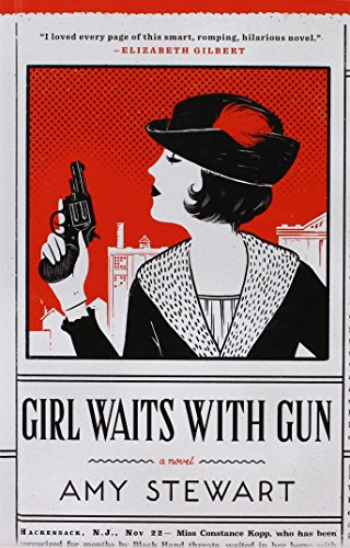 9781410485120: Girl Waits with Gun (Thorndike Press Large Print Historical Fiction)