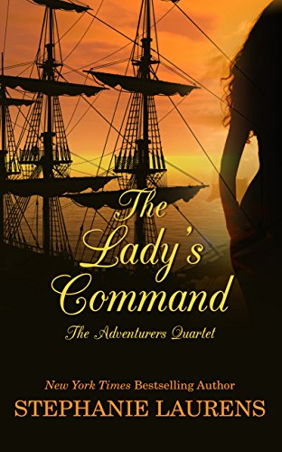 9781410485182: The Lady's Command (The Adventurers Quartet: Thorndike Press Large Print Romance)