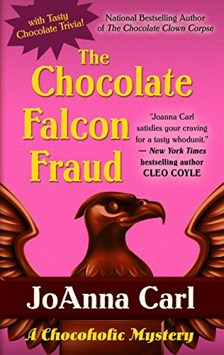 9781410485489: The Chocolate Falcon Fraud (A Chocoholic Mystery)