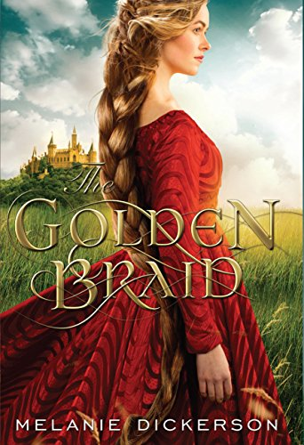 9781410485540: The Golden Braid (Thorndike Press Large Print Christian Historical Fiction)